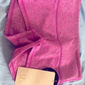 🍋Lululemon 🍋 pretty pink short